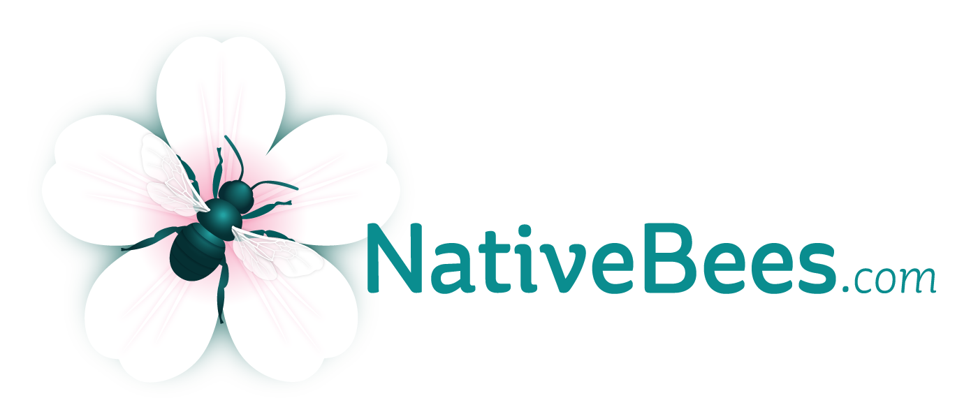 Native Bees Logo